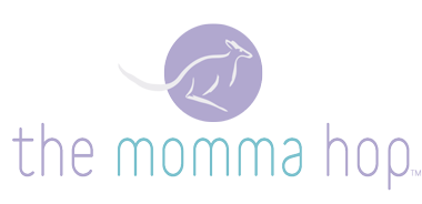 The Momma Hop Logo